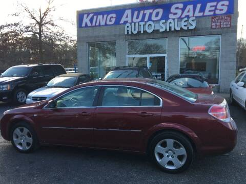 2008 Saturn Aura for sale at King Auto Sales INC in Medford NY