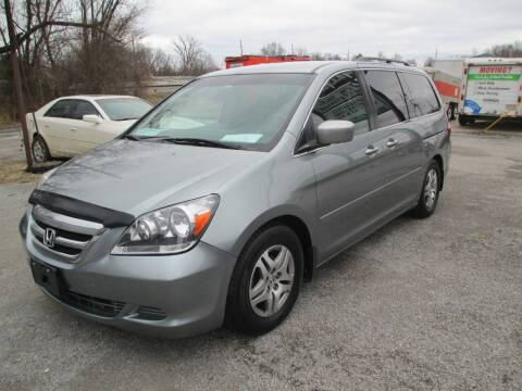 2005 Honda Odyssey for sale at 3A Auto Sales in Carbondale IL
