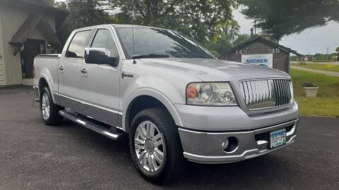 2006 Lincoln Mark LT for sale at Shores Auto in Lakeland Shores MN