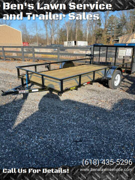 2021 Trailer Express 14FtUtility for sale at Ben's Lawn Service and Trailer Sales in Benton IL