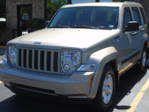 2011 Jeep Liberty for sale at Rogos Auto Sales in Brockway PA