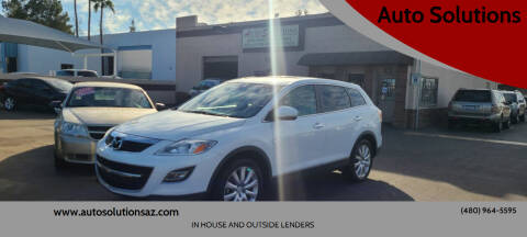 2010 Mazda CX-9 for sale at Auto Solutions in Mesa AZ