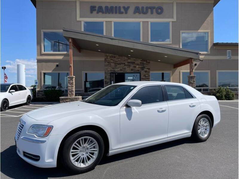 2014 Chrysler 300 for sale at Moses Lake Family Auto Center in Moses Lake WA