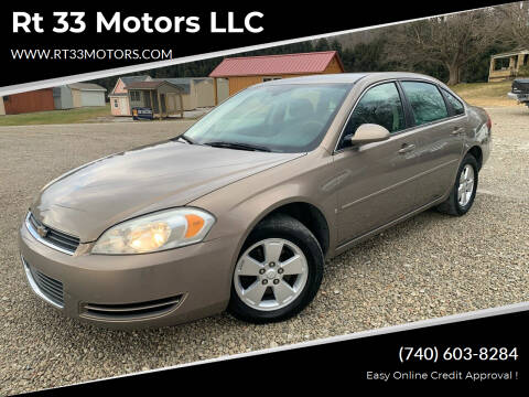 2006 Chevrolet Impala for sale at Rt 33 Motors LLC in Rockbridge OH