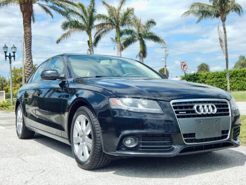 2010 Audi A4 for sale at VE Auto Gallery LLC in Lake Park FL