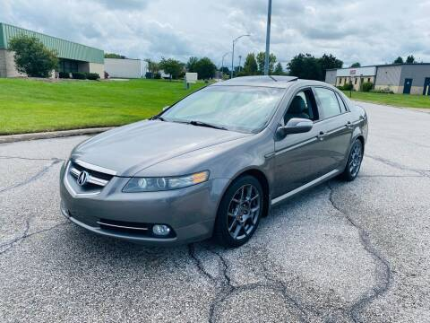 2008 Acura TL for sale at JE Autoworks LLC in Willoughby OH