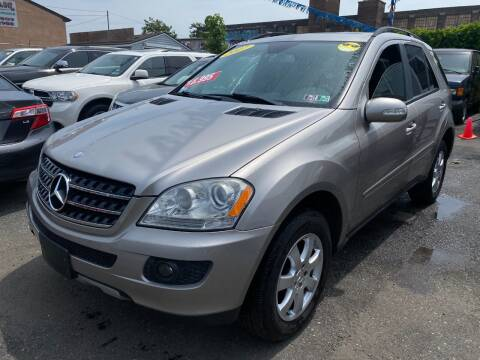 2007 Mercedes-Benz M-Class for sale at The PA Kar Store Inc in Philadelphia PA