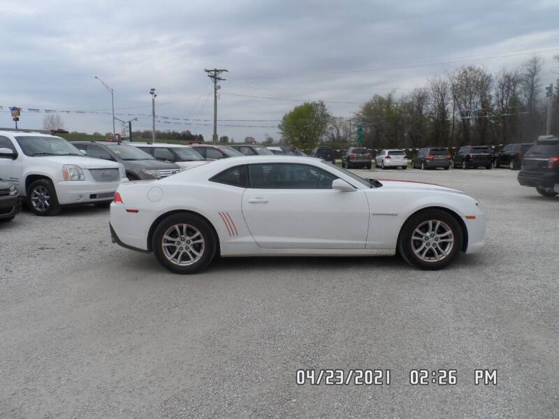 2015 Chevrolet Camaro for sale at Town and Country Motors in Warsaw MO