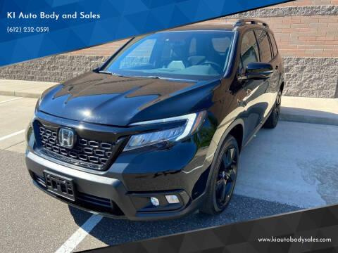 2021 Honda Passport for sale at KI Auto Body and Sales in Lino Lakes MN
