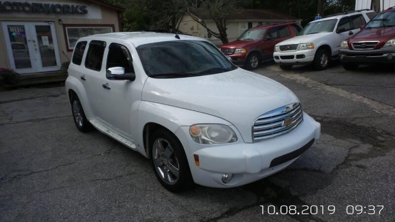 2009 Chevrolet HHR for sale at E-Motorworks in Roswell GA