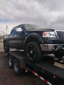 2006 Ford F-150 for sale at WB Auto Sales LLC in Barnum MN