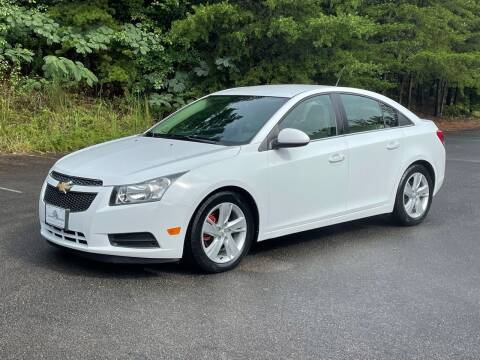 2014 Chevrolet Cruze for sale at Turnbull Automotive in Homewood AL