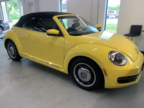 2013 Volkswagen Beetle Convertible for sale at The Car Buying Center in St Louis Park MN