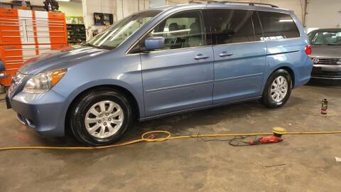 2010 Honda Odyssey for sale at Broadway Garage of Columbia County Inc. in Hudson NY