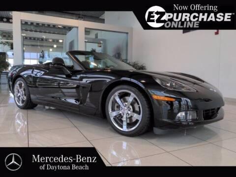 2010 Chevrolet Corvette for sale at Mercedes-Benz of Daytona Beach in Daytona Beach FL