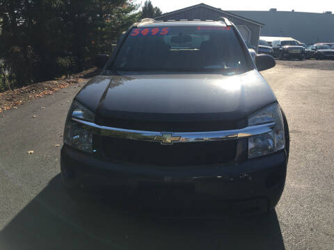 2008 Chevrolet Equinox for sale at BIRD'S AUTOMOTIVE & CUSTOMS in Ephrata PA