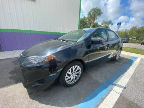 2019 Toyota Corolla for sale at Bay City Autosales in Tampa FL