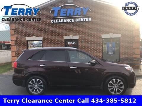 2014 Kia Sorento for sale at Terry Clearance Center in Lynchburg VA
