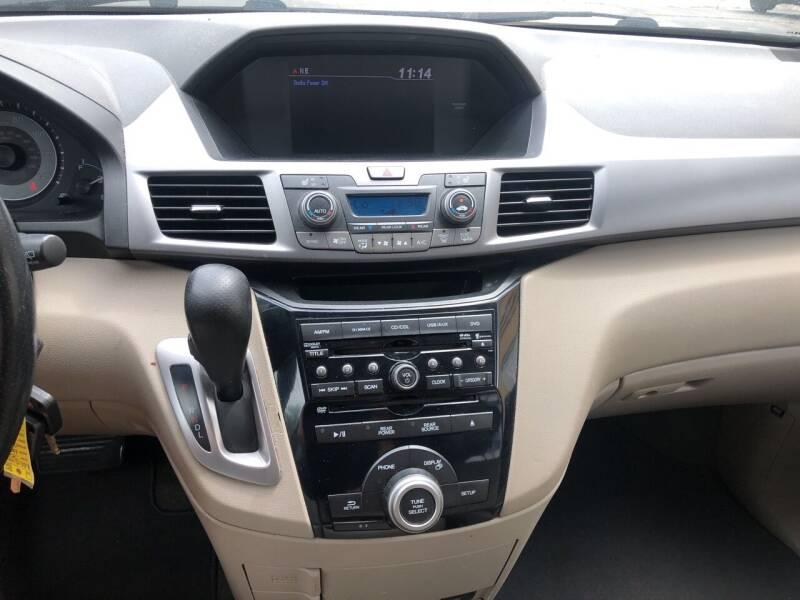 2011 Honda Odyssey EX-L 4dr Mini-Van w/DVD - Eustis FL