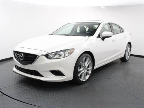 2017 Mazda MAZDA6 for sale at Florida Fine Cars - West Palm Beach in West Palm Beach FL