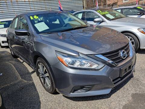 2016 Nissan Altima for sale at LIBERTY AUTOLAND INC in Jamaica NY