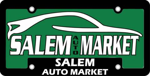 2017 Chevrolet Trax for sale at Salem Auto Market in Salem OR