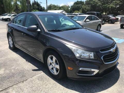 2015 Chevrolet Cruze for sale at Denny's Auto Sales in Fort Myers FL