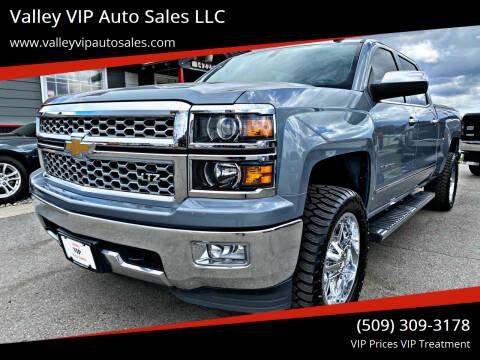 2015 Chevrolet Silverado 1500 for sale at Valley VIP Auto Sales LLC in Spokane Valley WA