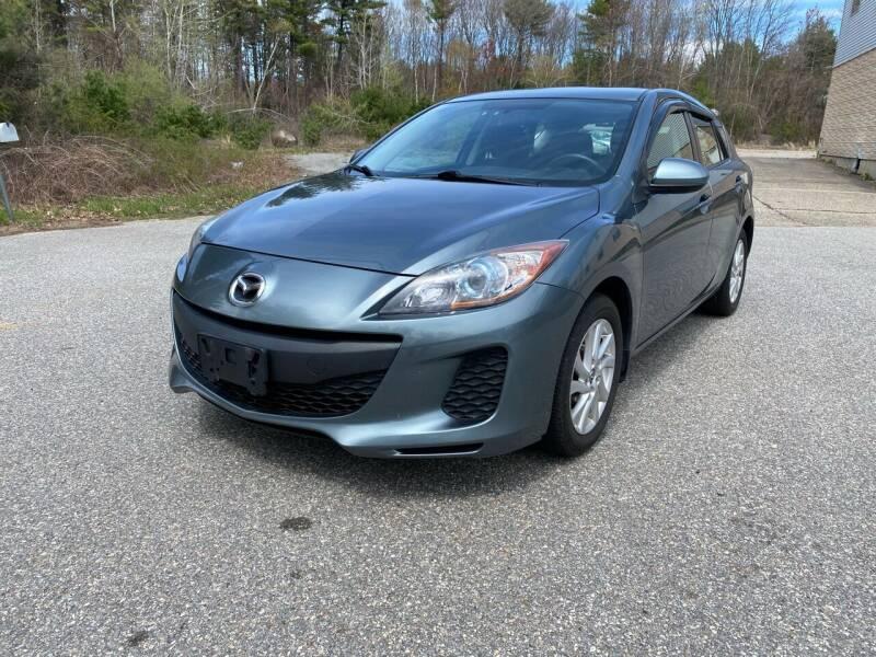 2013 Mazda MAZDA3 for sale at Cars R Us Of Kingston in Kingston NH