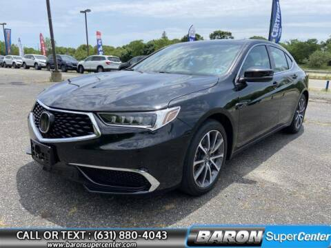 2019 Acura TLX for sale at Baron Super Center in Patchogue NY
