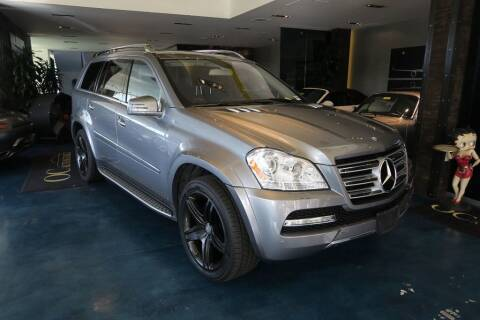 2012 Mercedes-Benz GL-Class for sale at OC Autosource in Costa Mesa CA