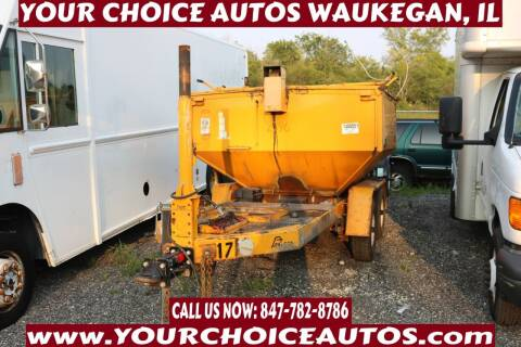 1985 XASPHALT HOT BOX for sale at Your Choice Autos - Waukegan in Waukegan IL