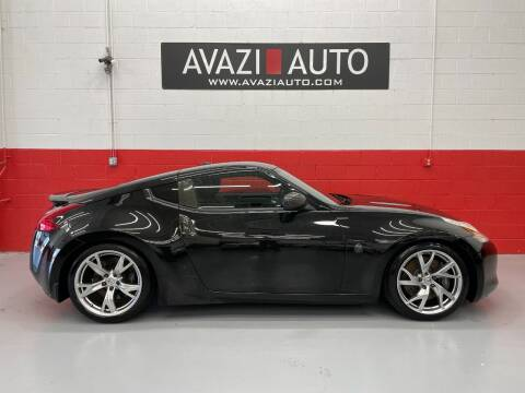 2011 Nissan 370Z for sale at AVAZI AUTO GROUP LLC in Gaithersburg MD