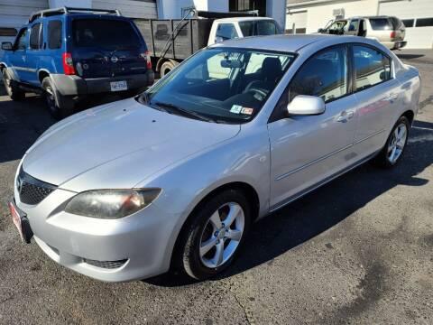 2004 Mazda MAZDA3 for sale at Driven Motors in Staunton VA