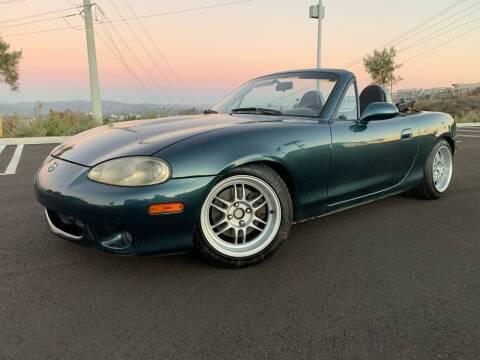 2005 Mazda MX-5 Miata for sale at San Diego Auto Solutions in Escondido CA