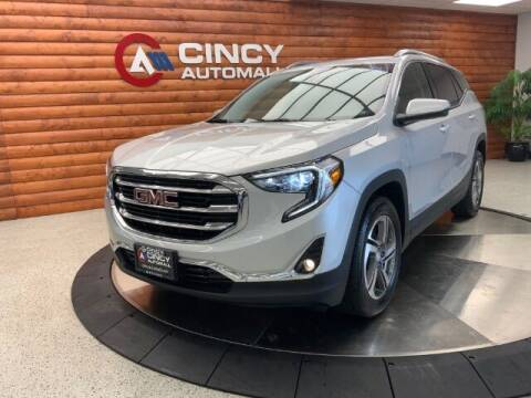 2020 GMC Terrain for sale at Dixie Motors in Fairfield OH