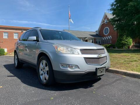 2011 Chevrolet Traverse for sale at Automax of Eden in Eden NC