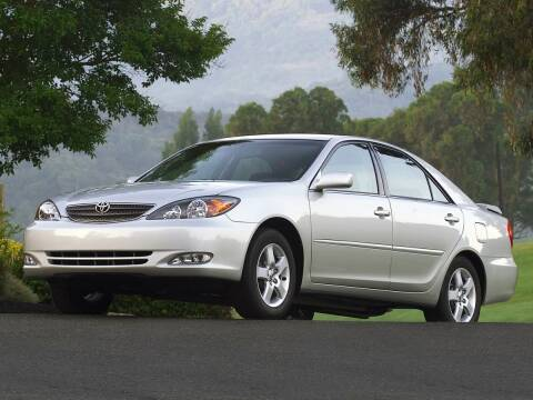 2004 Toyota Camry for sale at TTC AUTO OUTLET/TIM'S TRUCK CAPITAL & AUTO SALES INC ANNEX in Epsom NH