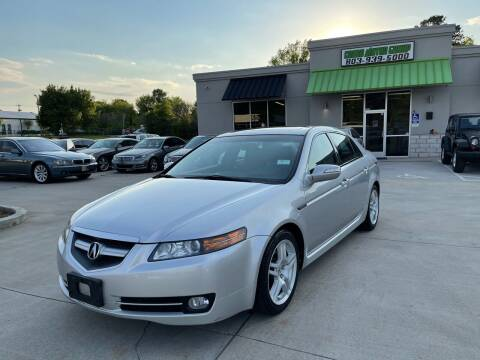 2008 Acura TL for sale at Cross Motor Group in Rock Hill SC