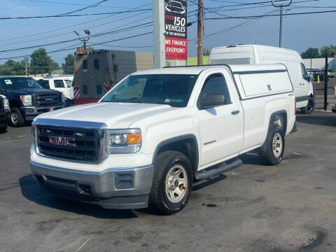 2014 GMC Sierra 1500 for sale at KAP Auto Sales in Morrisville PA