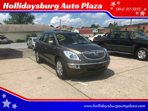 2008 Buick Enclave for sale at Hollidaysburg Auto Plaza in Hollidaysburg PA
