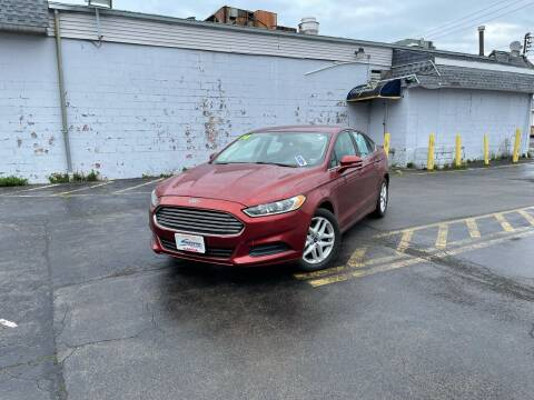 2014 Ford Fusion for sale at Santa Motors Inc in Rochester NY