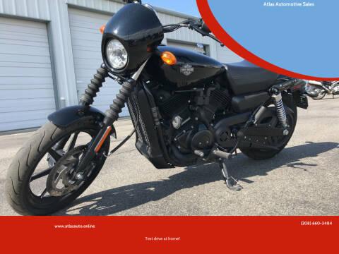 2014 HarleyDavidson XG500 for sale at Atlas Automotive Sales in Hayden ID