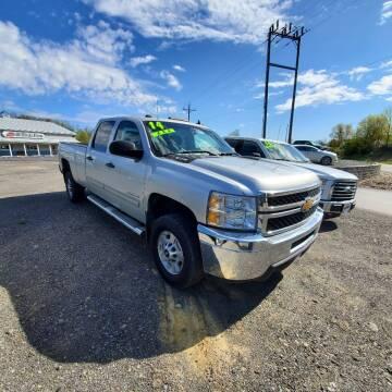 2014 Chevrolet Silverado 2500HD for sale at ALL WHEELS DRIVEN in Wellsboro PA