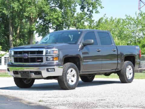2014 Chevrolet Silverado 1500 for sale at Tonys Pre Owned Auto Sales in Kokomo IN