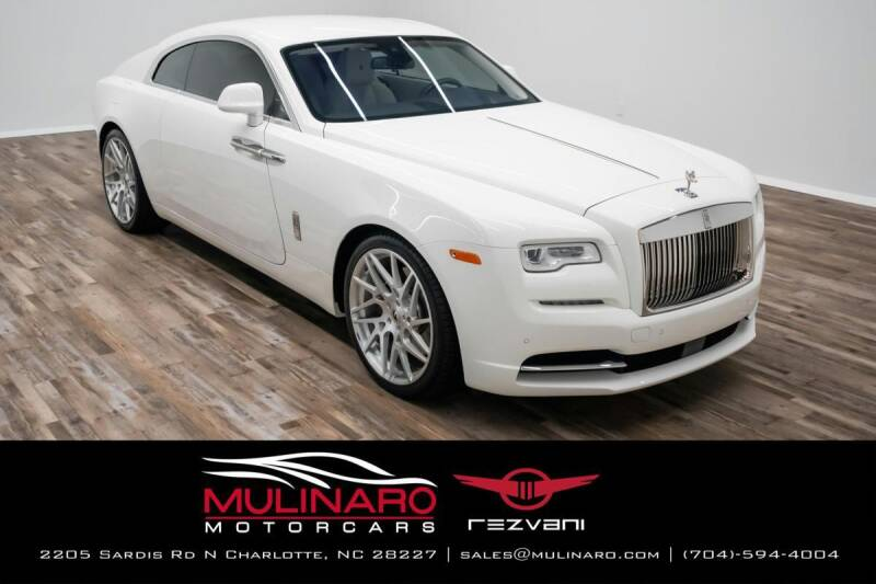 2018 Rolls-Royce Wraith for sale in Charlotte, NC