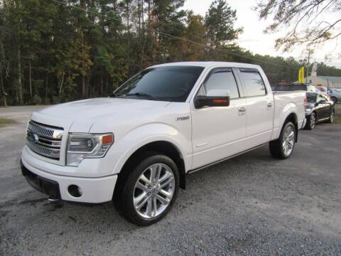 2013 Ford F-150 for sale at Bullet Motors Charleston Area in Summerville SC