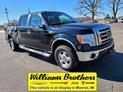 2010 Ford F-150 for sale at Williams Brothers - Pre-Owned Monroe in Monroe MI