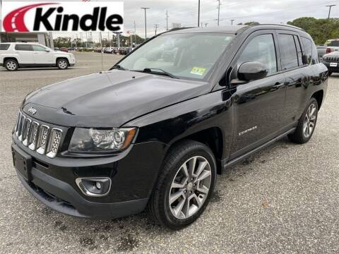2014 Jeep Compass for sale at Kindle Auto Plaza in Cape May Court House NJ
