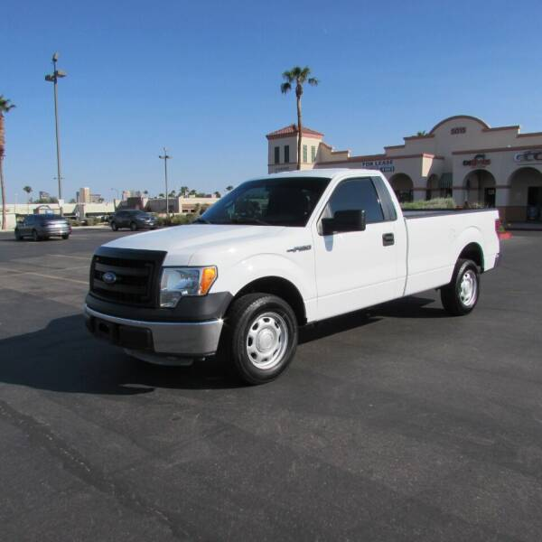 2014 Ford F-150 for sale at Charlie Cheap Car in Las Vegas NV